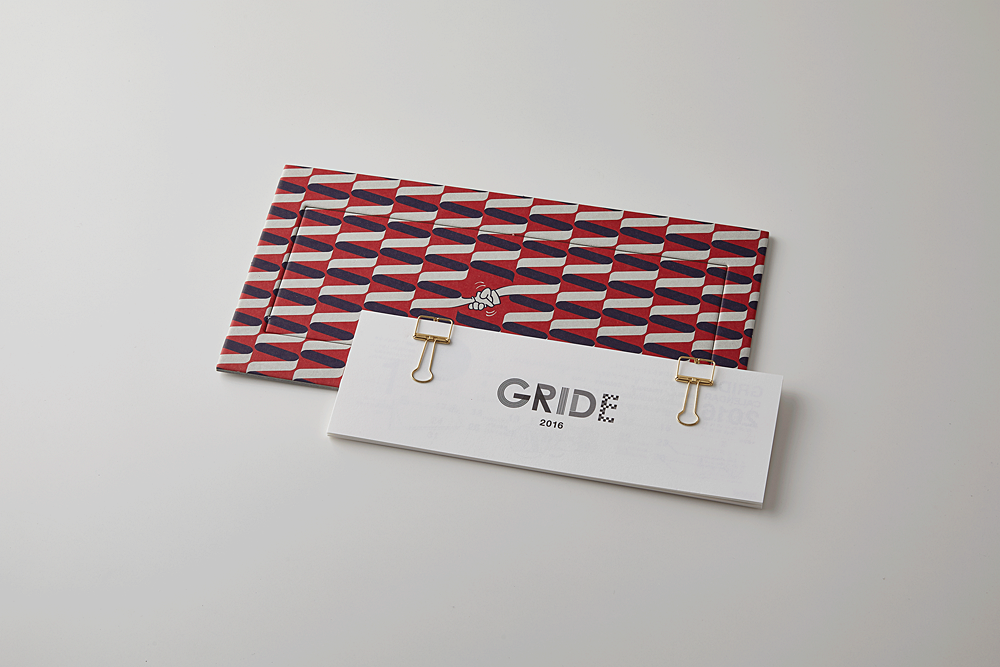 GRIDE カレンダー 2016(型抜き/合紙/その他)