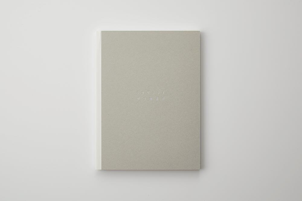 stuusy 2016FALL&HOLIDAY カタログ(箔押し/特殊製本)