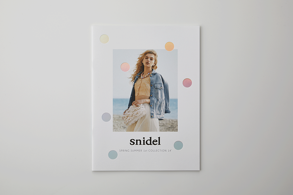 snidel 2014SS 1st カタログ(その他)