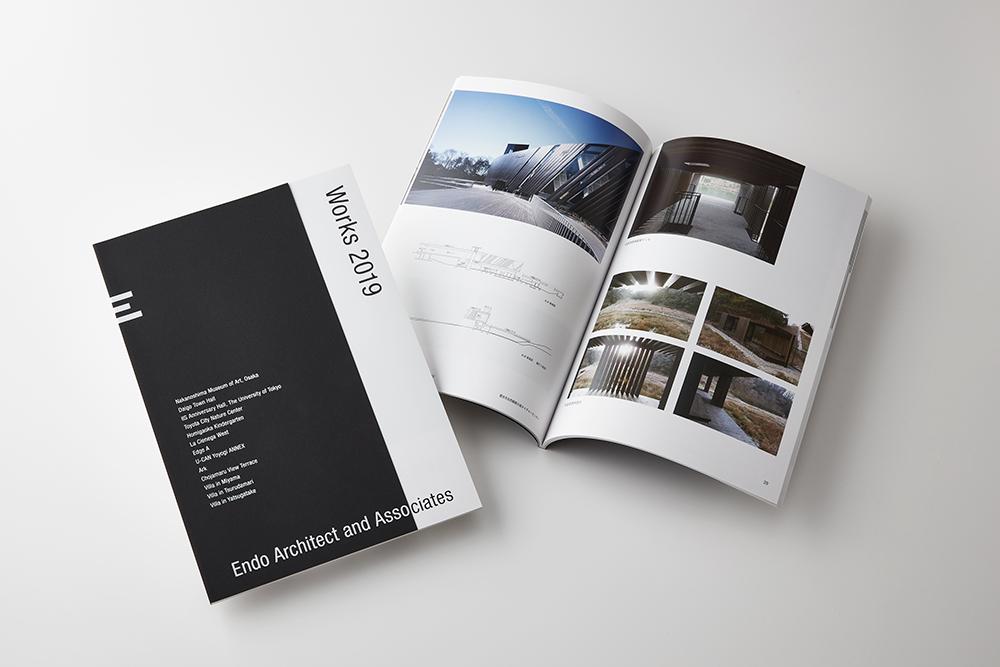 Endo Architect and Associates collection book